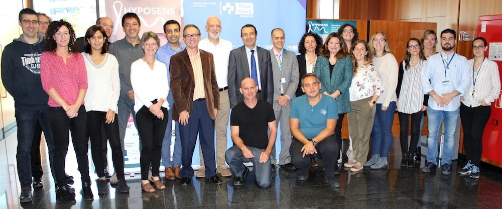 Image copyright: Rioja2.com | HYPOSENS meeting at Logroño.
